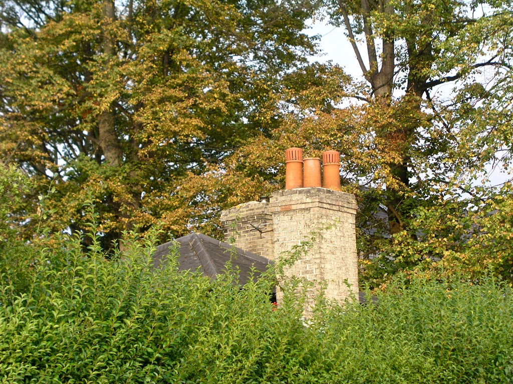 Photo Essay: Chimneys in Cambridge