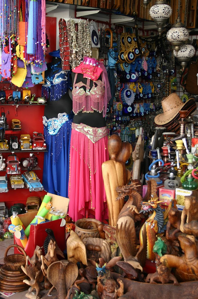 Shopping for Souvenirs in Antalya