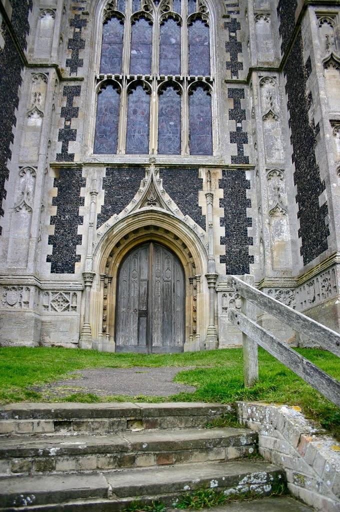 Solo Road Trip Photo Essay: Lavenham's Beloved Church
