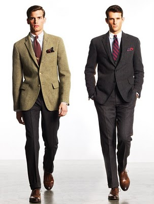 Wednesday– What I Love About Where I Live: Smartly Dressed Gentlemen