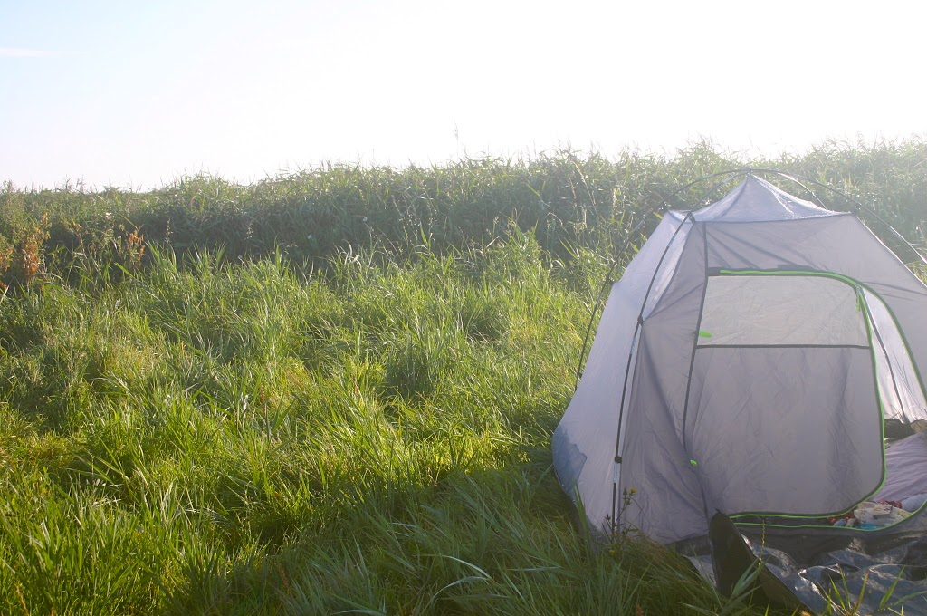 Photo Essay:  Camping in Cromer
