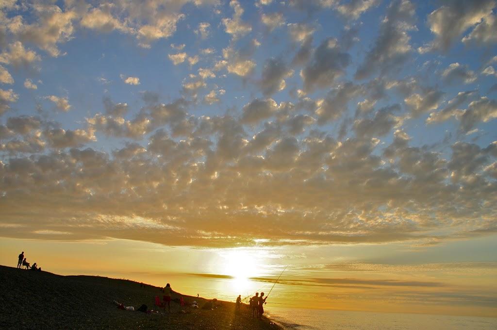 Daily Photo: Sunset in Cromer, Norfolk