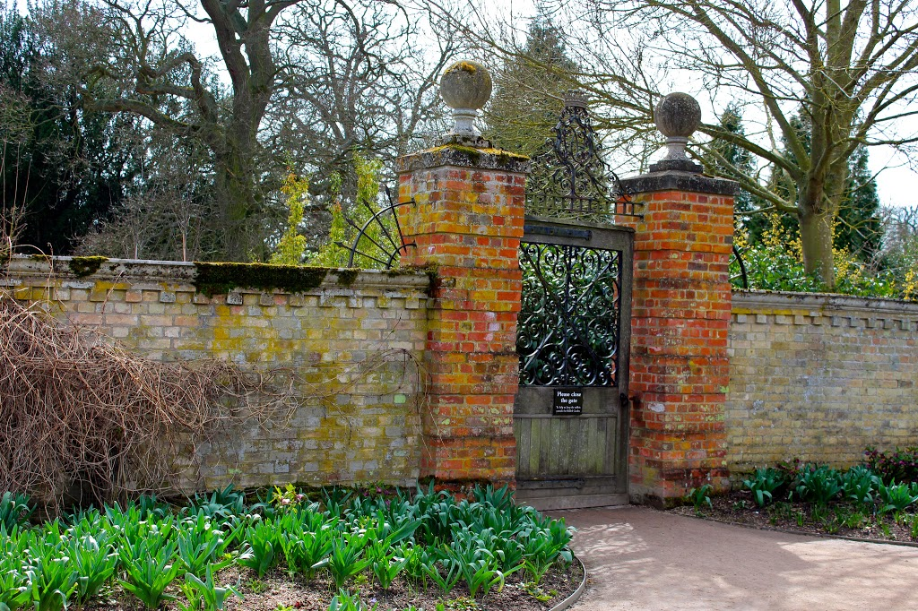 A Walled Georgian- Era Kitchen Garden (at Wimpole Estate)