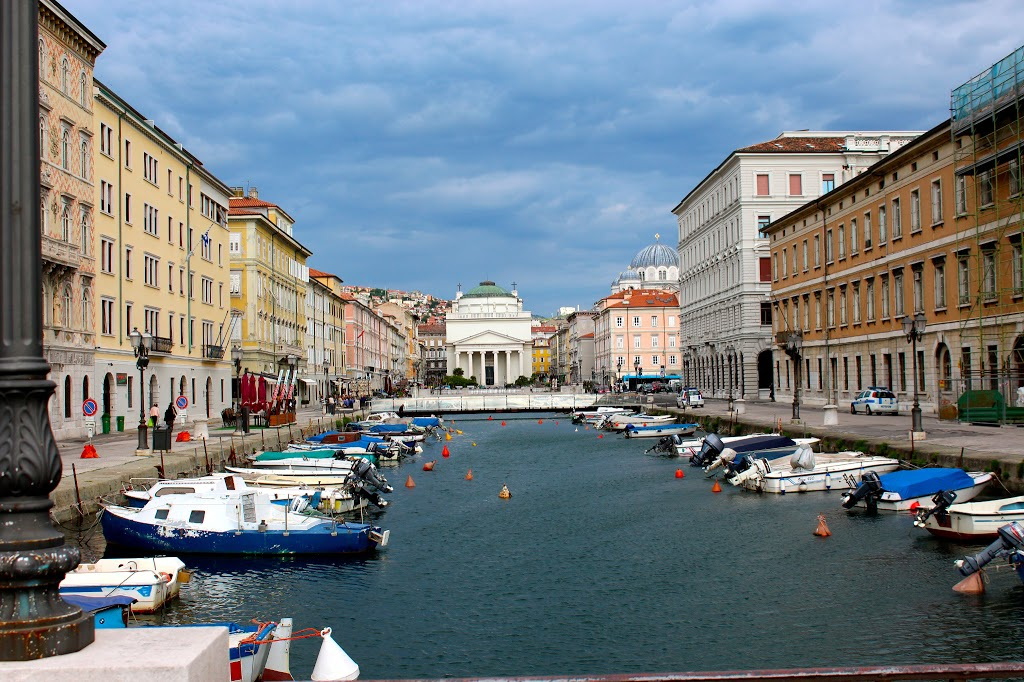 Trieste in Photos