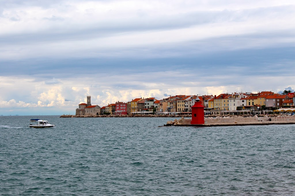 Piran: A Storybook Town on the Adriatic