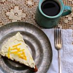 Parsnip and Carrot Cake from And Here We Are...