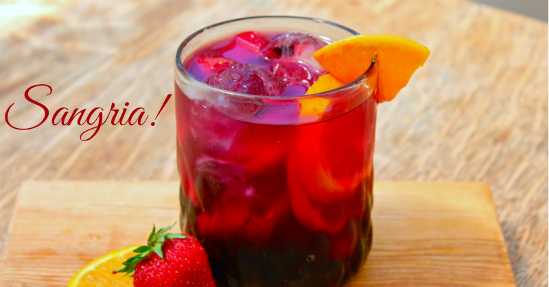 Sangria: The Answer to All Your Summer (Beverage) Problems