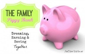 The Family Piggy Bank Project