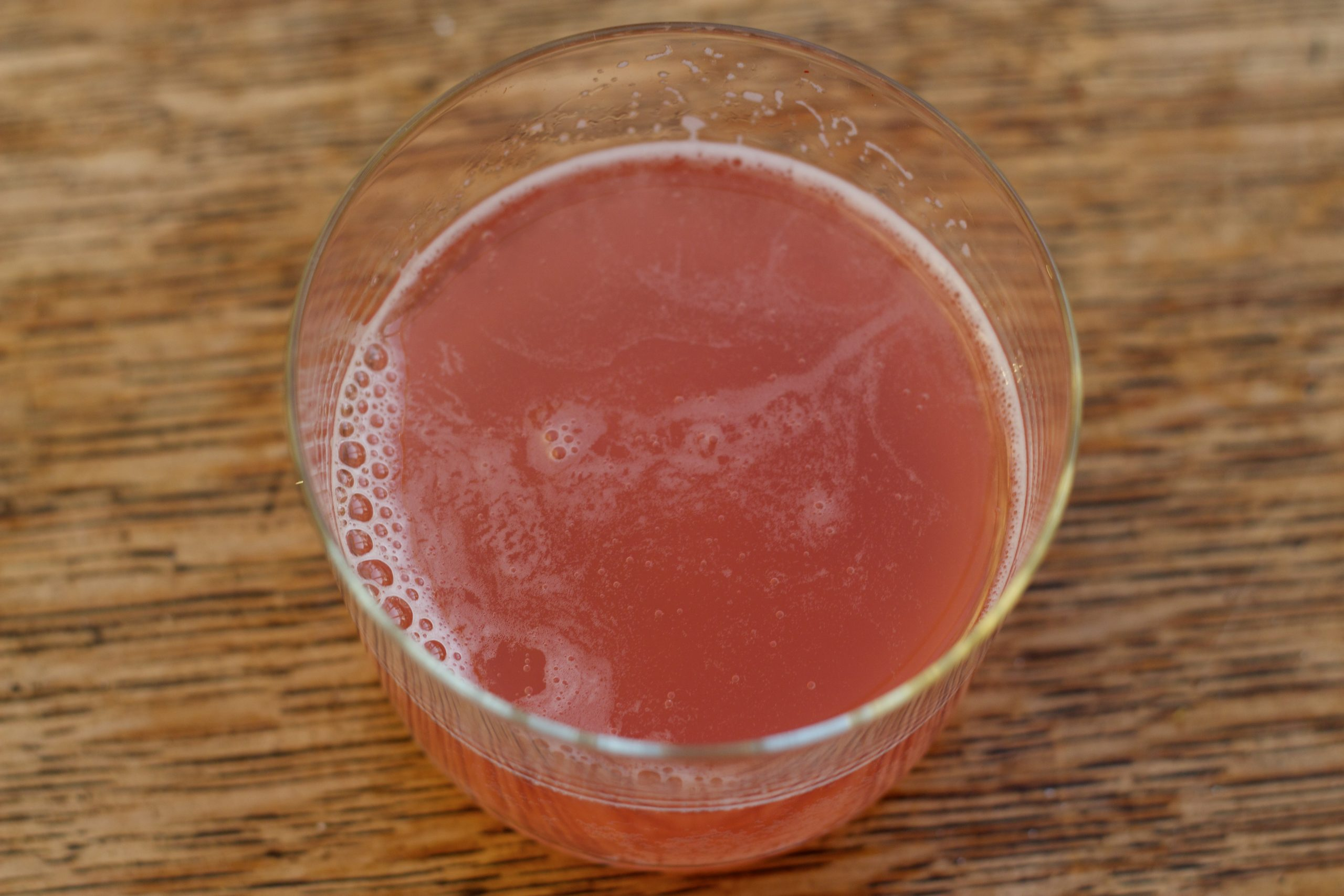 How to Make Rhubarb & Honey Soda (With Lacto-Fermentation!)