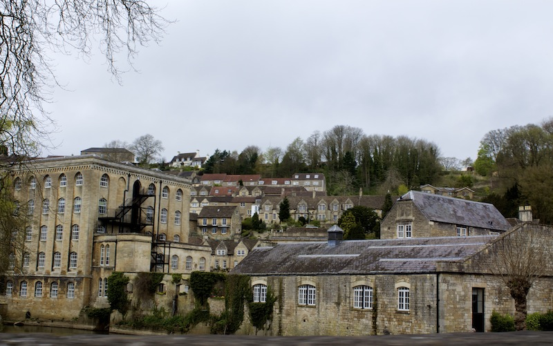A Visit to Bradford on Avon– an Utterly Charming Town