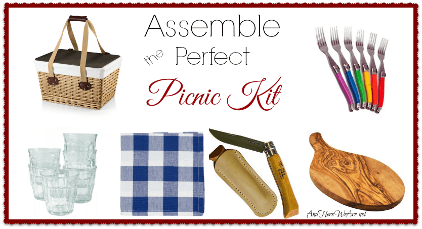 Ready for Summer Picnics: Assembling the Perfect Picnic Kit