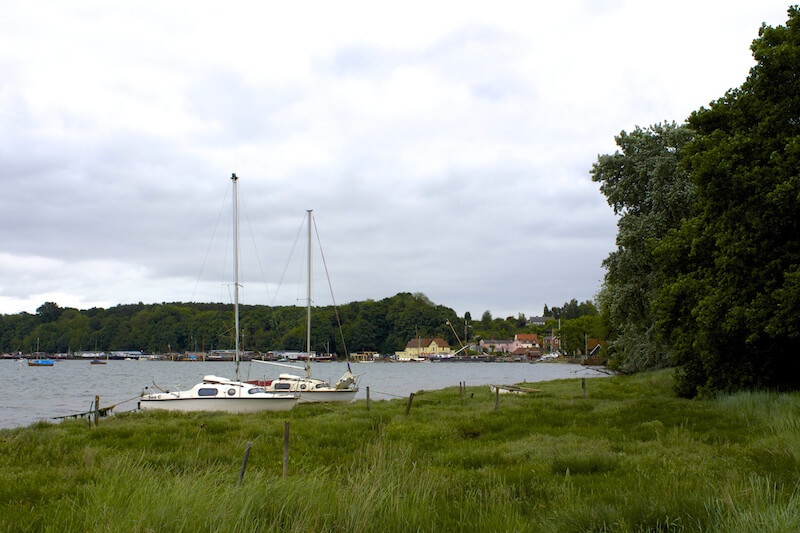 A Sunday Ramble in Pin Mill