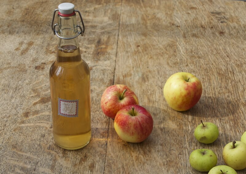 Hard Cider From Whole Les