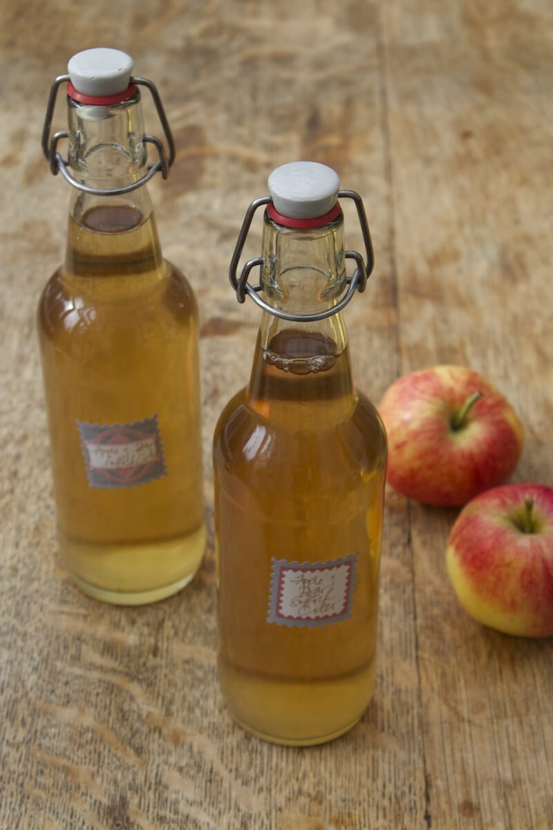 How to Make Hard Cider From Whole Apples, Without a Press