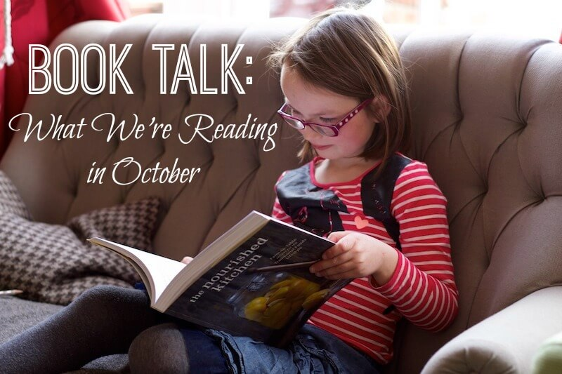 Book Talk: What We're Reading in October