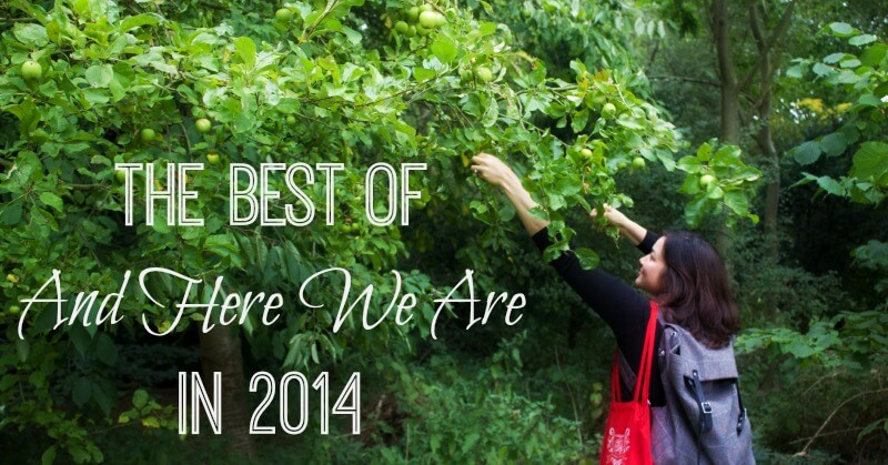 The Best of And Here We Are in 2014