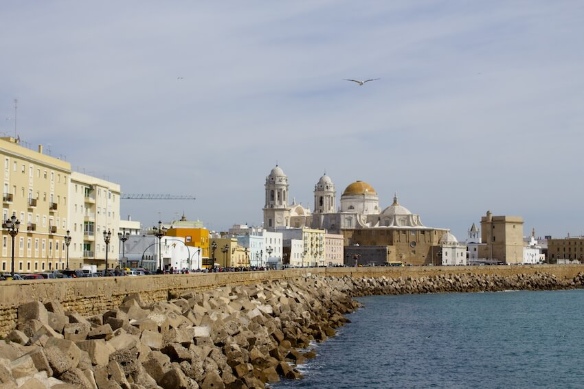 A Walk in Cadiz