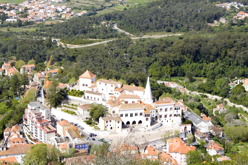 A Day in Sintra Portugal