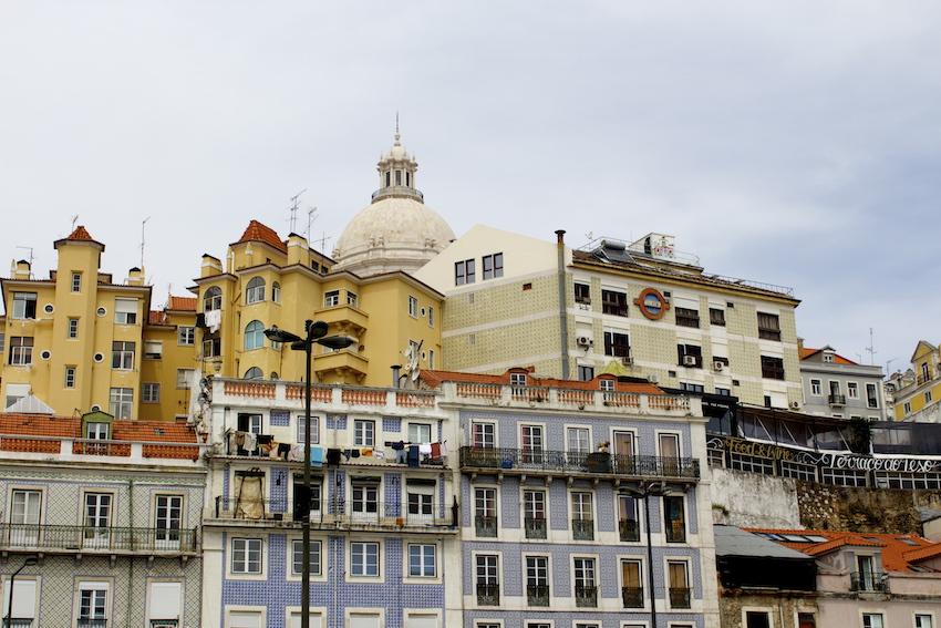 Snapshots of Lisbon