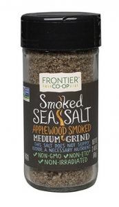 Stocking Stuffer Ideas– smoked salt